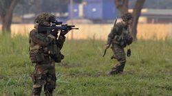 Les soldats français sur le qui-vive en