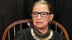 La juge de la Cour Suprême icône des anti-Trump à nouveau soignée pour une