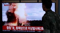 지소미아 종료 통보 후 북한 발사체에 대한 한미일
