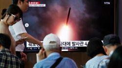 La Corée du Nord tire deux nouveaux projectiles