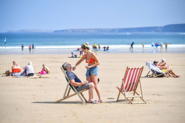 Bank Holiday Weather: Heatwave Could Set Temperature Record, Says Met Office