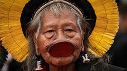 Le chef indien Raoni veut le départ de Bolsonaro