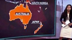 Ρωσικό κανάλι μπέρδεψε σε τηλεοπτική μετάδοση την Ν. Ζηλανδία με την Ιαπωνία στο