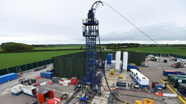 Second Tremor In Two Days At UKs Only Fracking Site