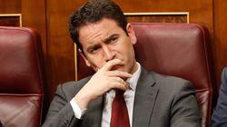 """Teodoro García Egea (PP): """"Pedí matrimonio a mi mujer tocándole la"""