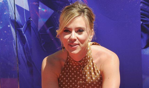 Scarlett Johansson vuelve a repetir como la actriz mejor