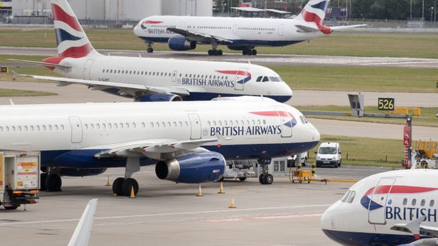 British Airways Pilot Strike Sparks Large Number Of Delays And Cancellations