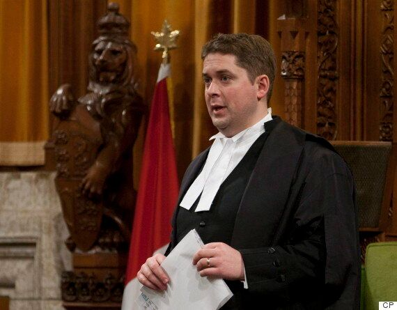 Andrew Scheer, 'Consensus Candidate,' Hopes The Nice Guy Finishes First In Tory