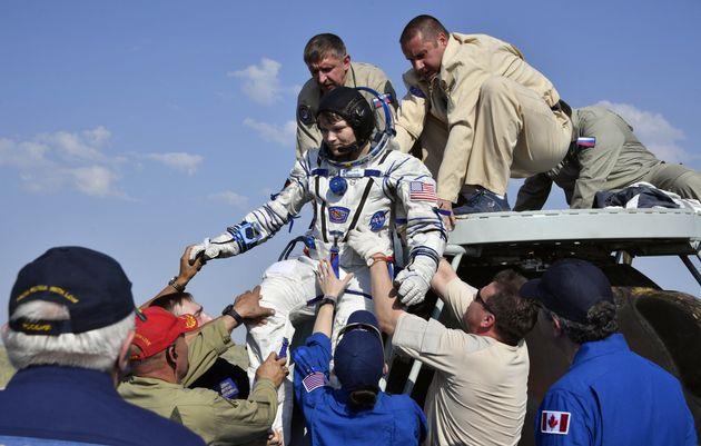 Η NASA διερευνά τον πρώτο ισχυρισμό για έγκλημα στο