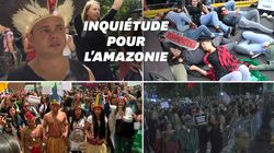 Face à l'Amazonie en feu, l'Amérique latine et l'Europe