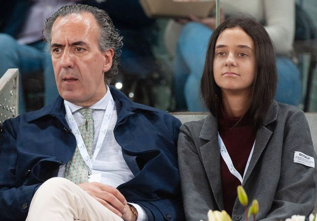 Victoria Federica y Jaime de Marichalar se van de concierto pero el plan no les sale muy bien: ojo a...