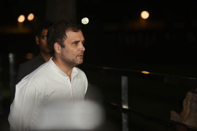 Rahul Gandhi, Other Opposition Leaders Sent Back From Srinagar