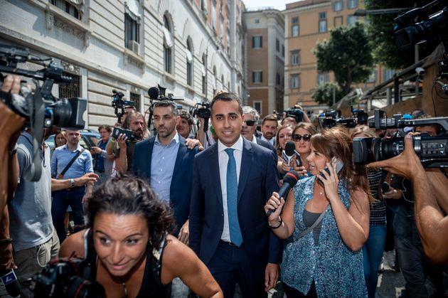 Se Di Maio sceglie Salvini il Sud