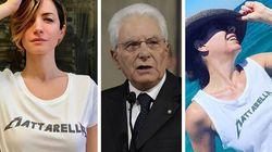 Mattarella come un idolo rock: le t-shirt dedicate al presidente spopolano online (e i ricavi vanno alla Sea