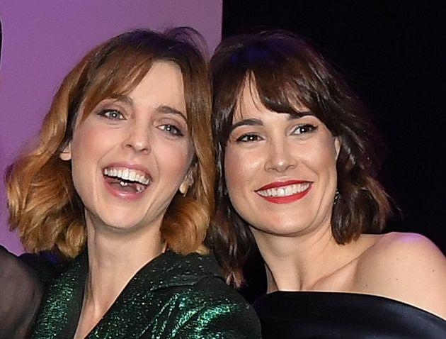 Leticia Dolera y Celia