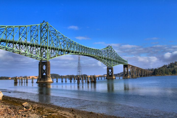Pem bina wants to build a 240-acre liquified natural gas export terminal in Coos Bay, Oregon.