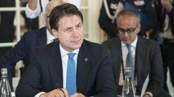 Giuseppe Conte a Biarritz per il G7: