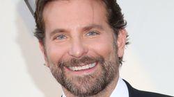 Bradley Cooper cambia de 'look' y no le queda nada