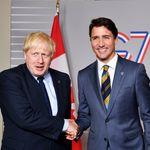 Trudeau rencontre Johnson et Abe au sommet du