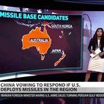 러시아 매체가 파푸아뉴기니 '한국'으로 오기한 지도를 방송에