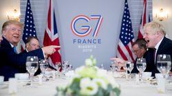 Trump: inviterò Putin al G7 2020 negli Stati