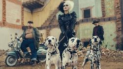 Emma Stone Is Unrecognisable (And Deliciously Punk Rock) As Cruella De Vil In The 101 Dalmations