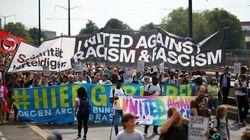 Χιλιάδες διαδηλωτές συμμετείχαν στην πορεία κατά της άκρας δεξιάς στη Δρέσδη