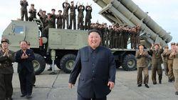 Corée du Nord: Kim Jong-un a supervisé le test d'un
