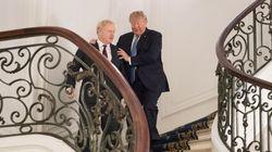 Trump promete a Johnson