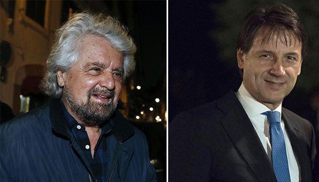 """Beppe Grillo: """"Conte ha i requisiti per la carica che è"""
