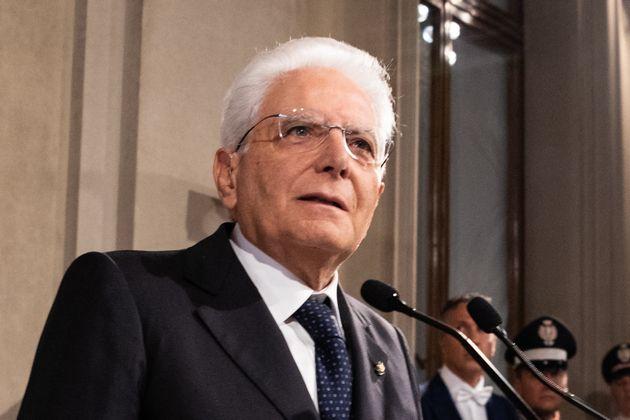 """Mattarella ricorda """"il terrorismo delle SS e delle Brig"""