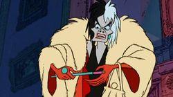 Emma Stone méconnaissable en Cruella d'Enfer pour le film