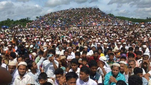 Bangladesh : 200.000 Rohingyas commémorent les 2 ans de leur