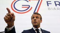 Cúpula do G7 concorda em ajudar Amazônia 'o mais rápido possível', diz