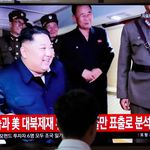 Corée du Nord: Kim a supervisé le test d'un «lanceur de missiles