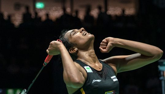 PV Sindhu Becomes First Indian Shuttler To Win World Championships