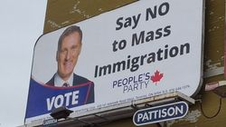 New Bernier Billboards Linked To Company Specializing In Protein