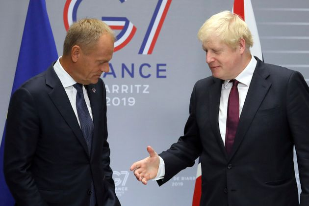 Boris Johnson Admits Chances Of No-Deal Brexit Now 'Touch And Go'