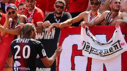 Monaco-Nîmes interrompu après des insultes visant la Ligue de