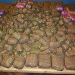 Bab Sebta: Saisie de l'équivalent de 920.000DH de résine de