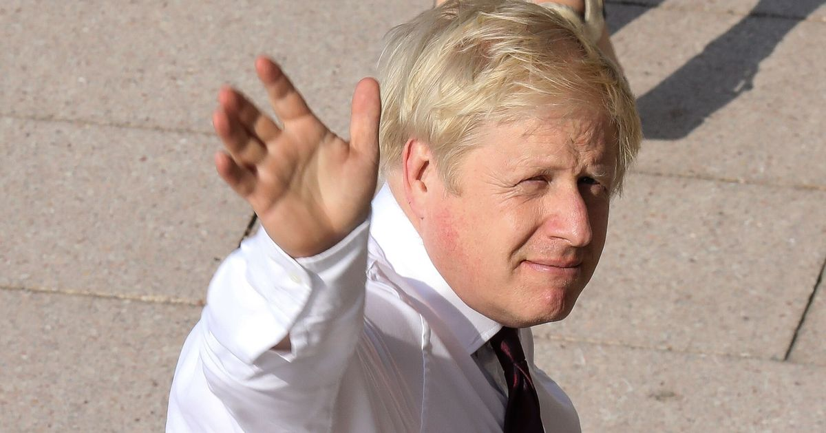 Johnson Accused Of 'Trump-esque' Tactics After Channel 4 News Snub