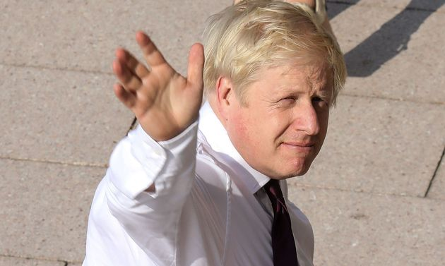 Boris Johnson Pulls Out Of Channel 4 Interview After News Chief Calls Him 'A Coward'