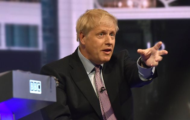 Boris Johnson Tells BBC To 'Cough Up' To Fund All TV Licences For Pensioners