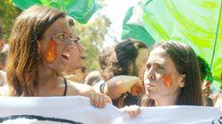 El 'Cara al sol': esta ha sido la respuesta del Consulado de Brasil a las protestas de Fridays For