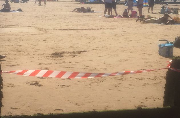 Police Called To Essex Beach As People Struggling To Breathe