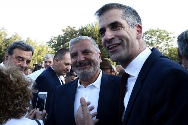 Ορκίσθηκε δήμαρχος Αθηνών ο Κώστας