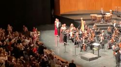 Plácido Domingo, aclamado con fervor en su reaparición en