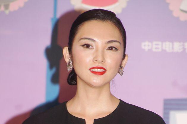女優の田中麗奈(39)