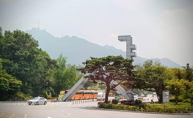 서울대학교 총학생회가 '조국 후보자 사퇴'를 요구하는 공식 입장을