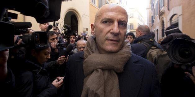 Augusto Minzolini si dimette da senatore: